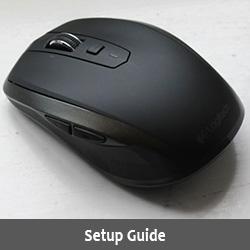 Logitech MX Anywhere 2 Setup Guide