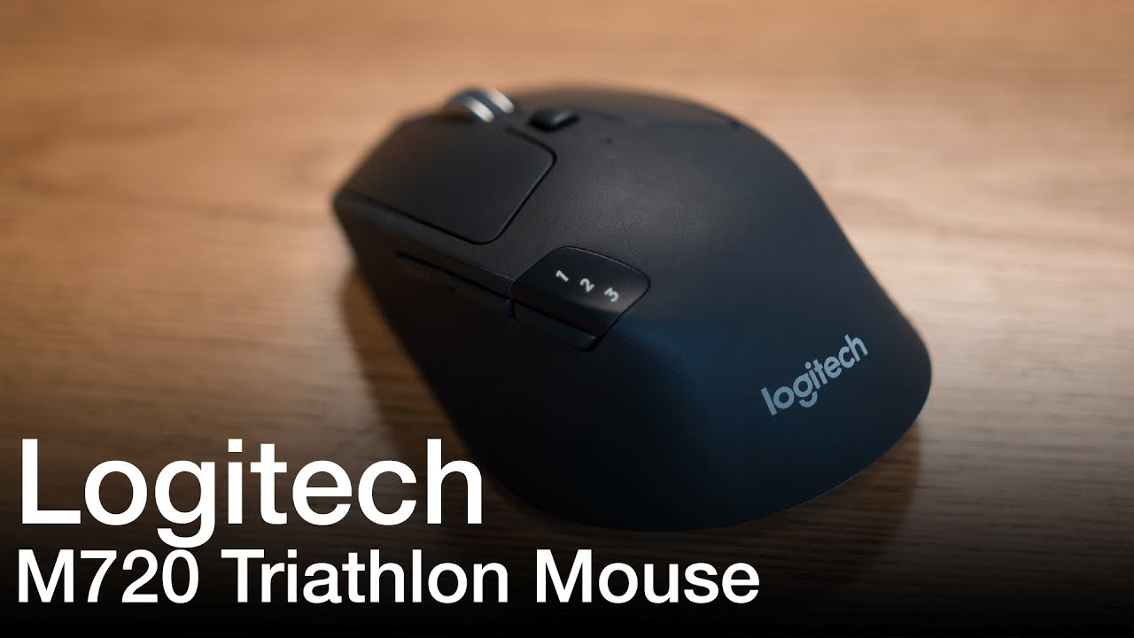 Logitech Triathlon M720 Review