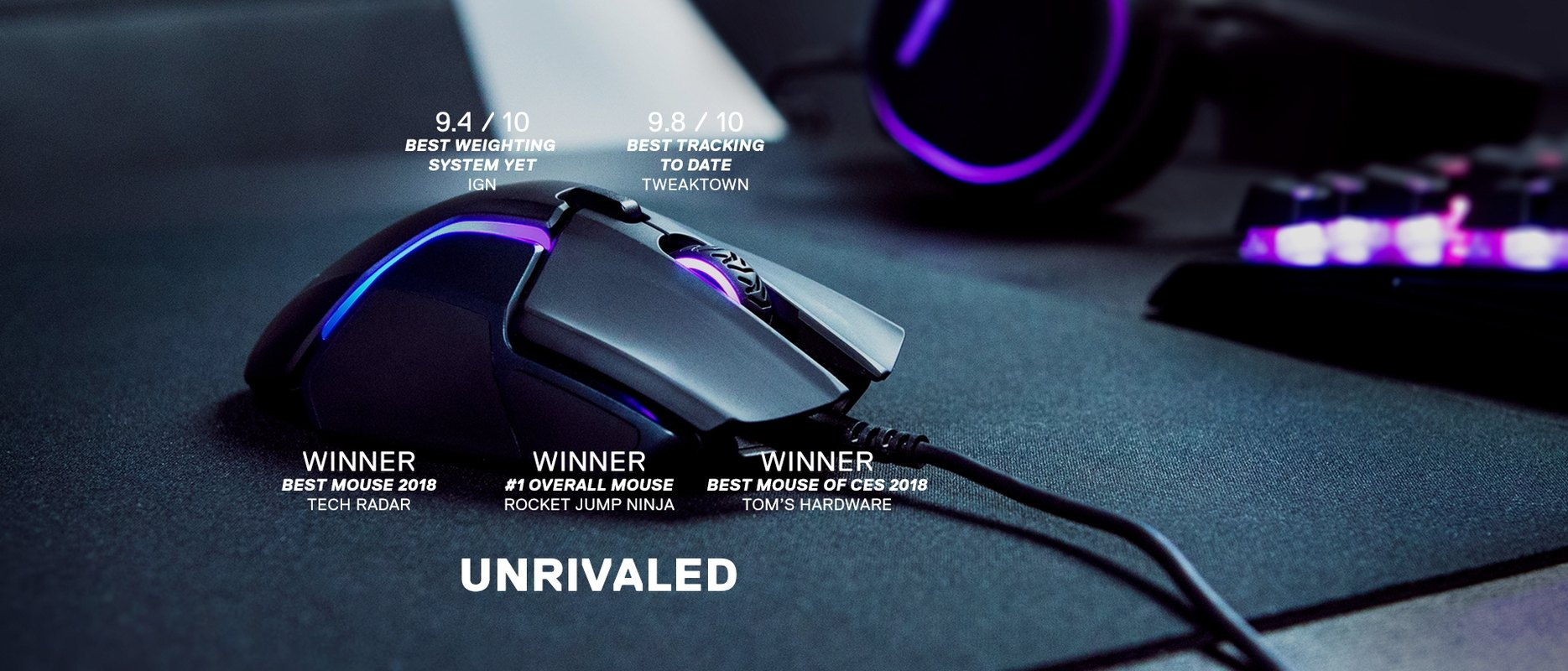 steelseries rival 600 review