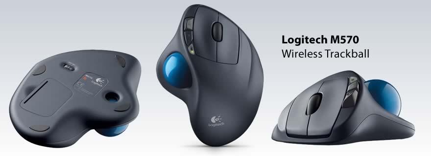 Logitech M570 Review