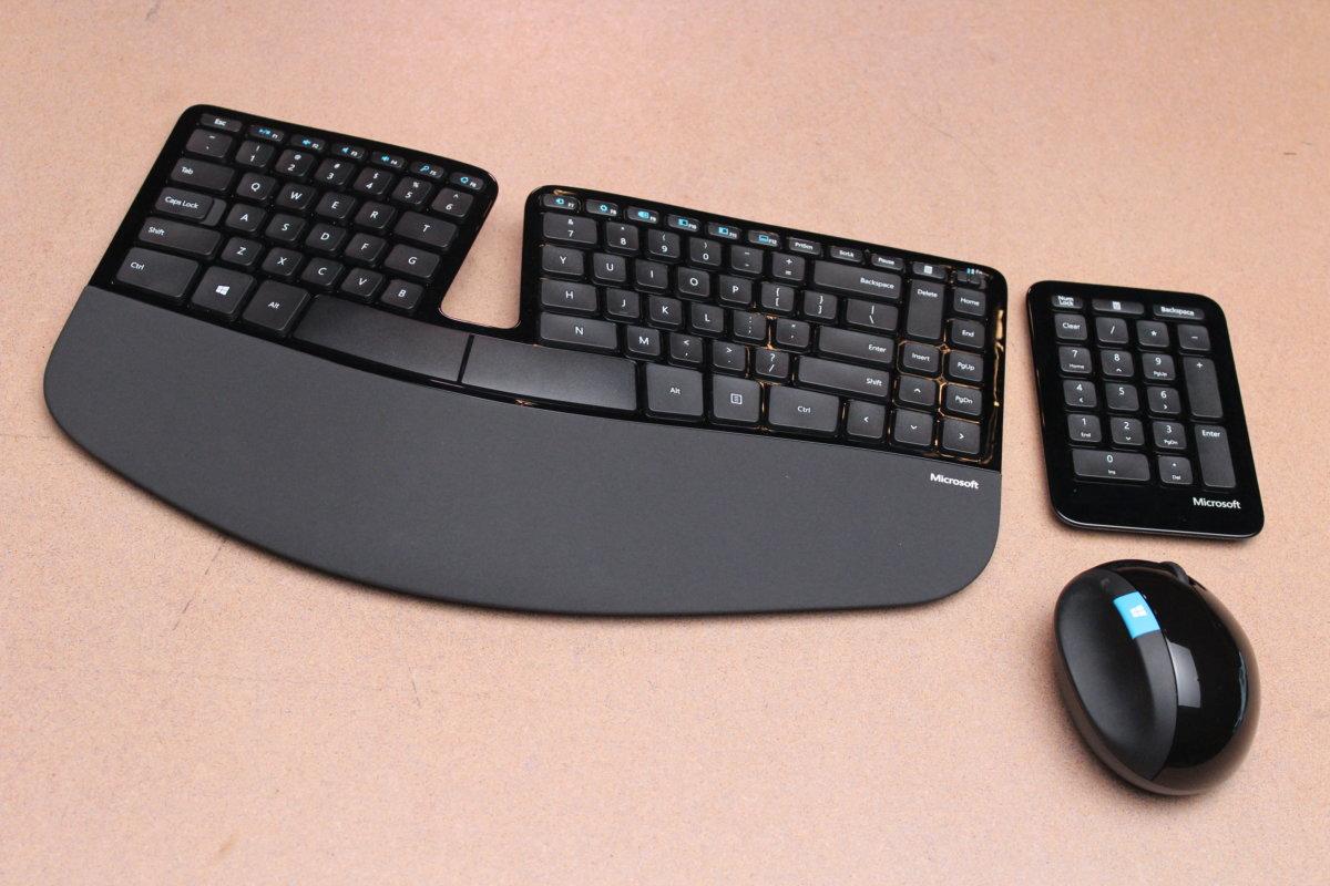 Microsoft Sculpt Ergonomic Mouse Review