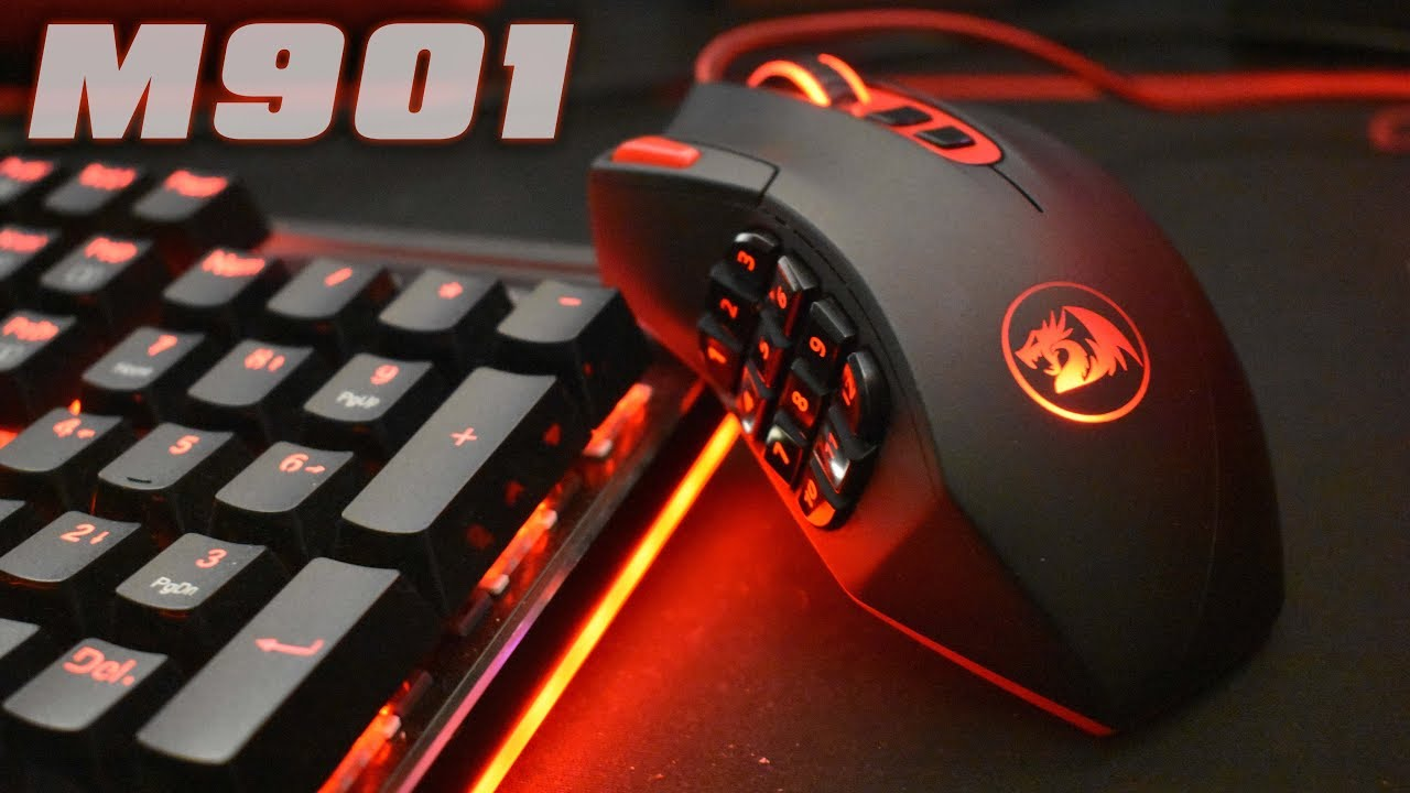 Redragon-M901-Mouse